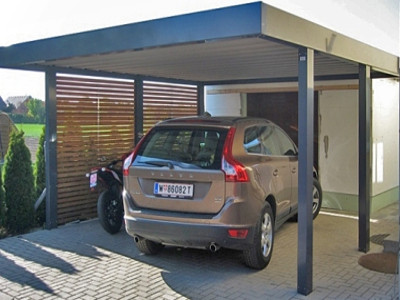 Carport, Car port