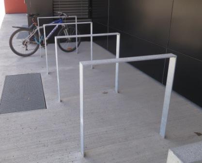 Bügelständer Fahrrad, Fahrrad-Bügelständer, Fahrradbügel