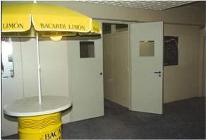 Feuerschutztüren, T30 Türen, T30 Tür