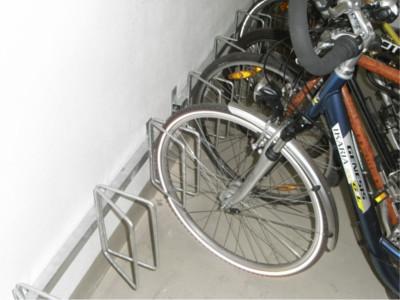 Fahrradständer Wand